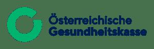 Bewegt im Park – Logo – Österreichische Gesundheitskasse – Projektpartner
