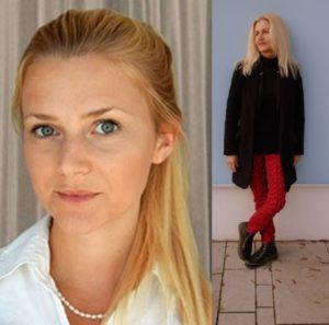 Eva Paulusberger und Helga Lang